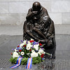 Berlin - Neue Wachen, the New Guardhouse -  memorial statue to the victims of war and tyranny called Mother and Her Dead Son