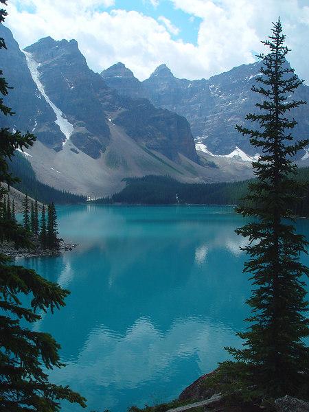 Maraine Lake