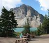 breakfast by bow lake