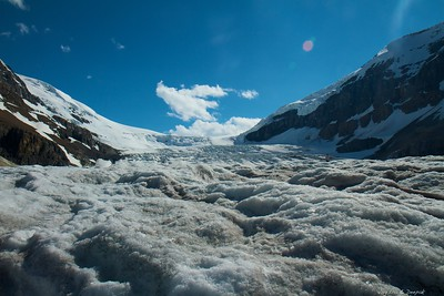 The Columbia Icefield