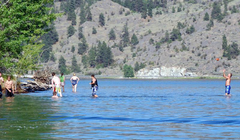 Banks Lake 2008