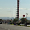 World's Largest Thermometer, Baker, CA