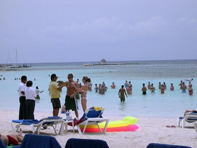 Barcelo Maya Beach 2005