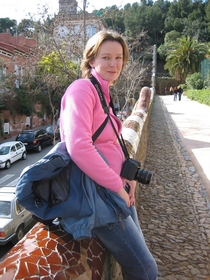Petra in Park Gruël