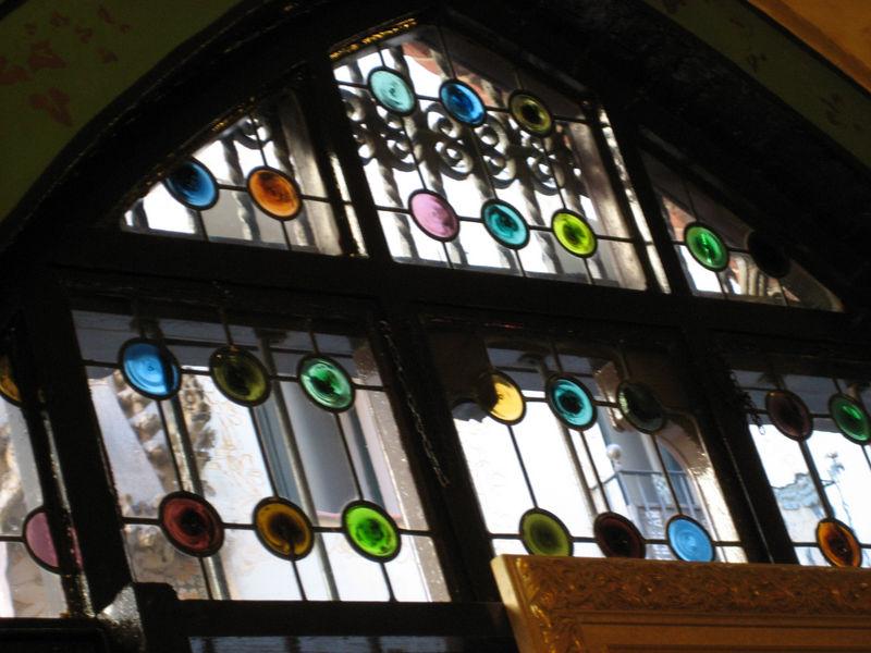 Leaden windows
