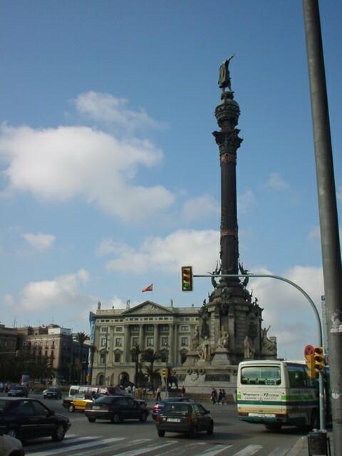 Plaza Columbo