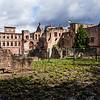 Castle ruines