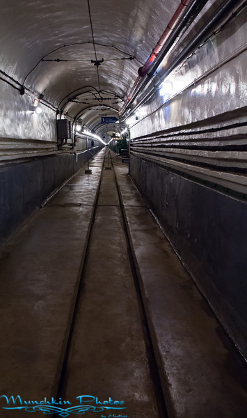 lots of very long tunnels