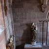 inside the castle chapel