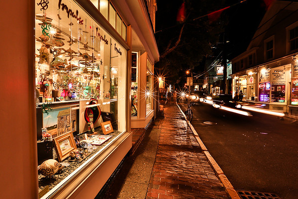 Commercial Street, Provincetown