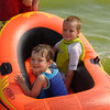 Sweetie bought the kids a boat...they absolutely loved it!