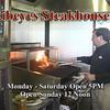 "Advertisement: Ribeyes Steak House Restaurant   <a href=""http://www.ribeyessteakhouse.com"">http://www.ribeyessteakhouse.com</a>"