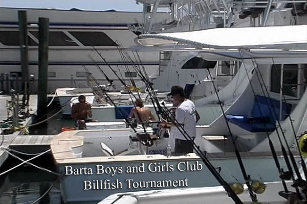 "Music Video of the Barta Boys and Girls Club fishing tournament where the boys and girls get taken out fishing. Information on this year's tournament, July 19-21, is on this website: <a href=""http://www.bartabillfish.com/"">http://www.bartabillfish.com/</a>"