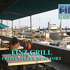 Finz Grill on Front Street in Beaufort. This a great waterfront restaurant where you can arrive by land or sea for fresh local seafood, sandwiches or steaks. Bring the whole family and enjoy waterfront dining in a casual, relaxed island atmosphere.