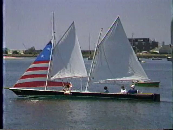 Wooden Boat Show In Beaufort, NC