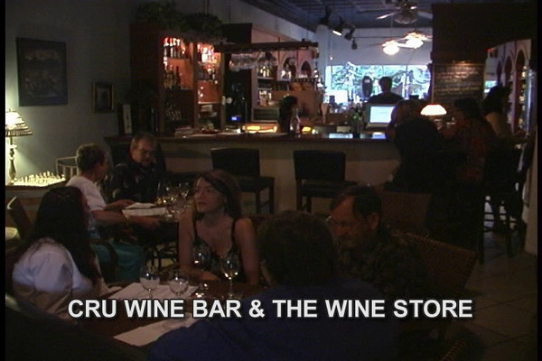 Advertisement: Cru Wine Bar, The Wine Srore and the Coffee House 252-728-3066 120 Turner Street, Beaufort