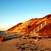 MAKONIKEY BEACH AT SUNDOWN