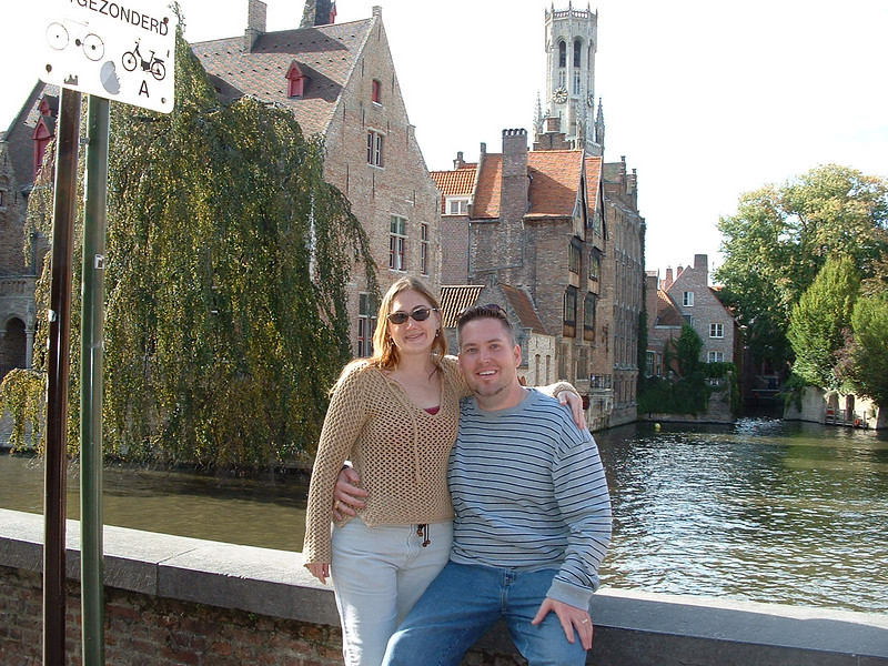 Bruges is called : 'the Venice of the North'. This splendid medieval city is one of Belgium's crown jewels. In no other European city the feel and the look of medieval times are so present as here in this city close to the North Sea. - Jason and Mel