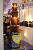 The Cote D'or Chocolate Fountain in Brussels - it was good.