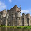 """The Gravensteen is a castle in Ghent originating from the Middle Ages. The name means """"castle of the count"""" in Dutch"""