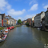Ghent is a beautiful city. Just an hour drive from Brussels.