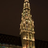 Town hall tower - Grand Place