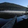 Morning at Little Cultas Lake