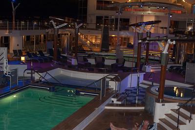 Bermuda 2014 Onboard