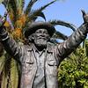 Bermuda - Johnny Barnes statue