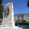 Bermuda - Cenotaph memorial