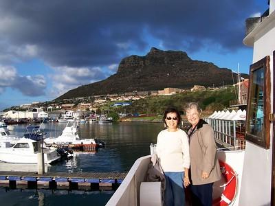 Bernadette Africa 2005