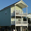 Our rented house in Cape San Blas.