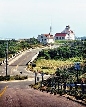 Eastham, MA - Coast Guard Beach - Coast Guard Station