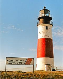 Nantucket - Sankaty Head Light