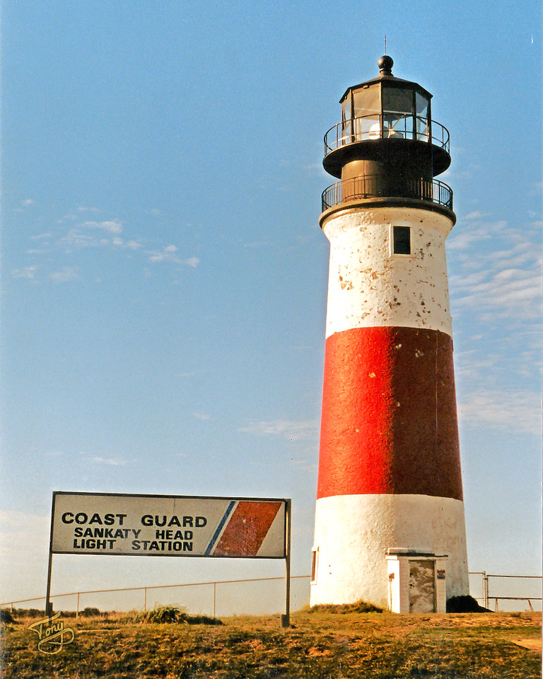 Nantucket - Sankaty Head Light