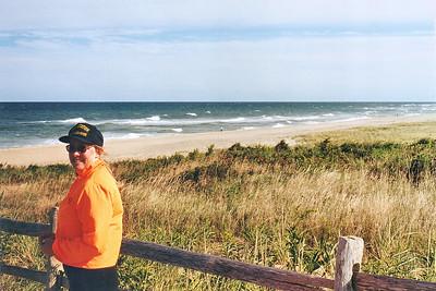 Eastham, MA - Coast Guard Beach - Judy