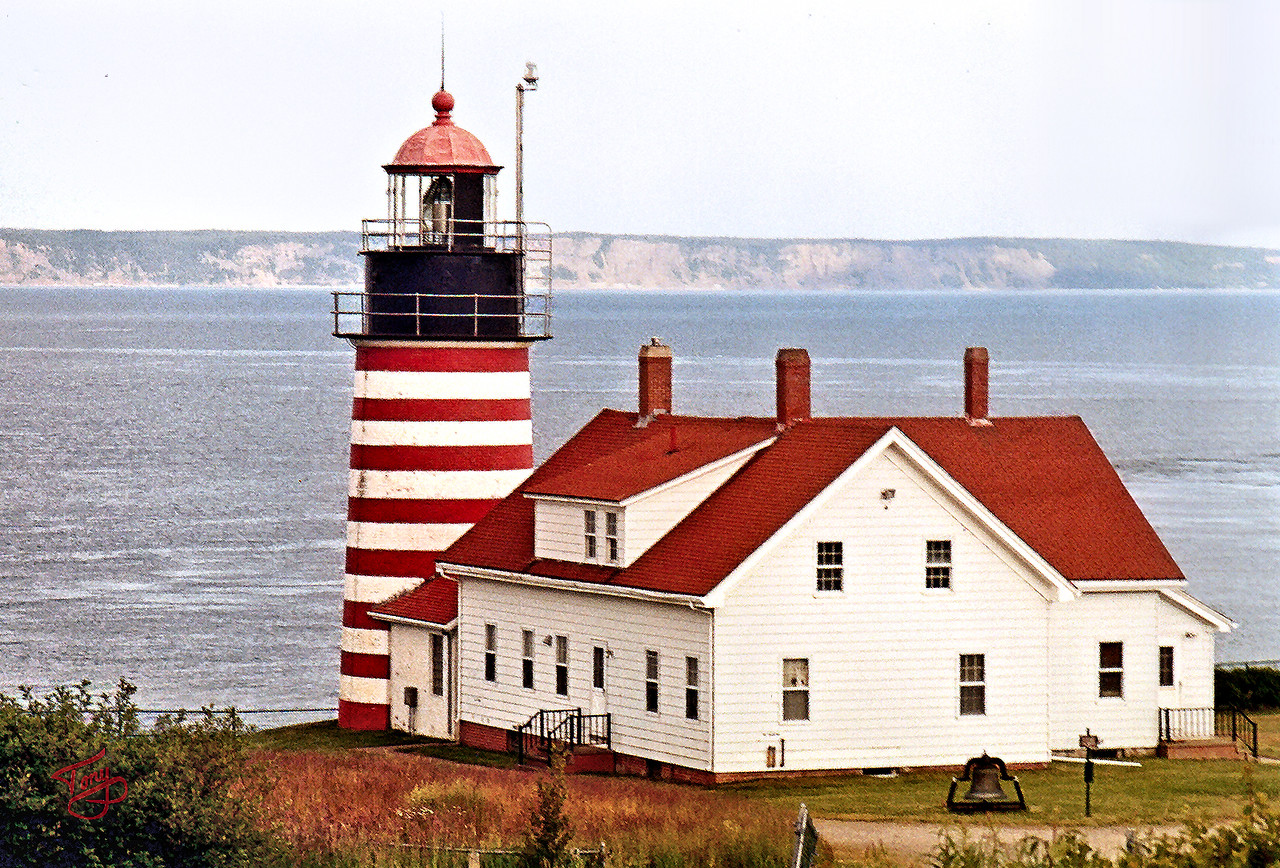 "West Quoddy Head, Maine - Lighthouse -  <a style=""font-family: tahoma;  font-size: 12px; font-weight: bold;"" href=""http://www.maine.gov/cgi-bin/online/doc/parksearch/details.pl?park_id=10"" target =""_blank"">Quoddy Head State Park</a>"