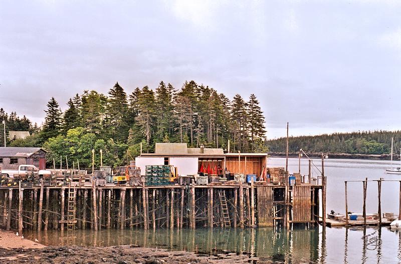 Cutler, Maine - Harbor 4