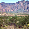 Chisos Mountains.