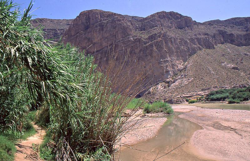 Boquillas Canyon.