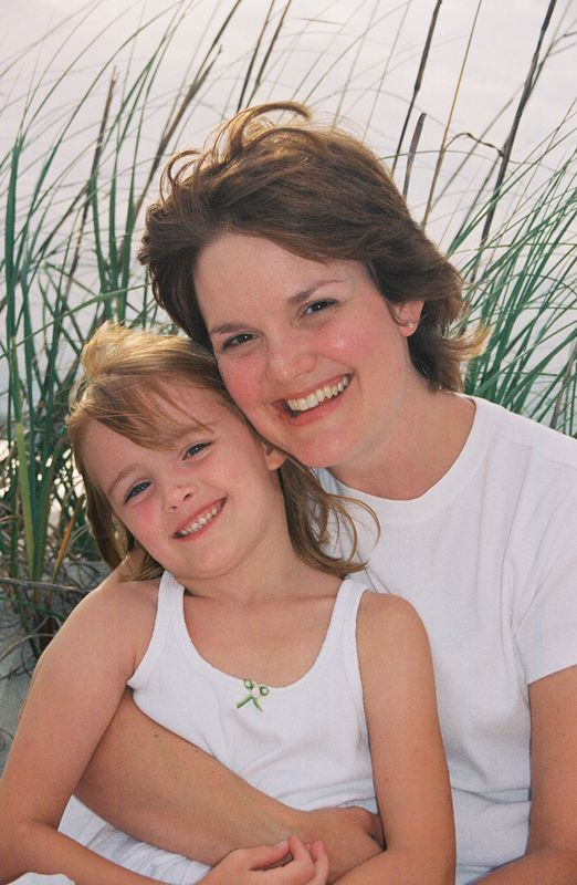 Caroline and Mom