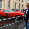 The General Lee was in London near the National Gallery which was so funny!  Made us feel at home.