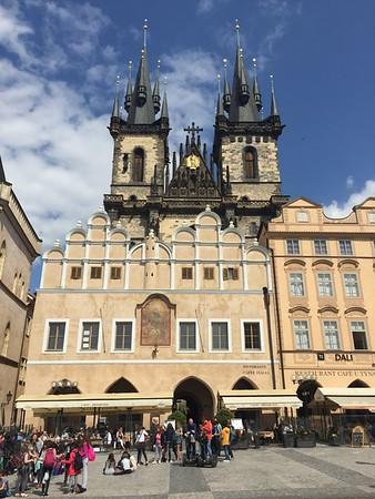 Prague - May 2016