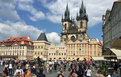 Blue Danube Trip - The Short Version