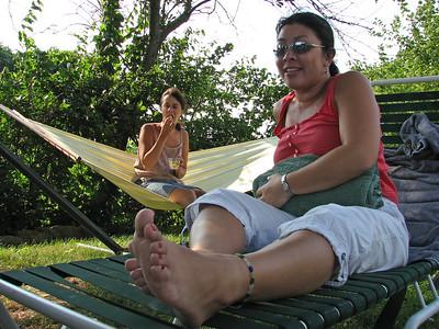 Block Island - Mar's 40th - August 2007