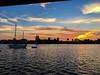 Nice sunset over Marco Island.