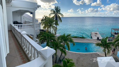 View from the penthouse