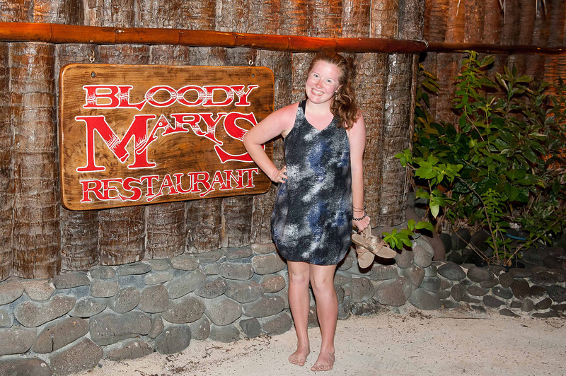 Bloody Mary's Bora Bora Tahiti