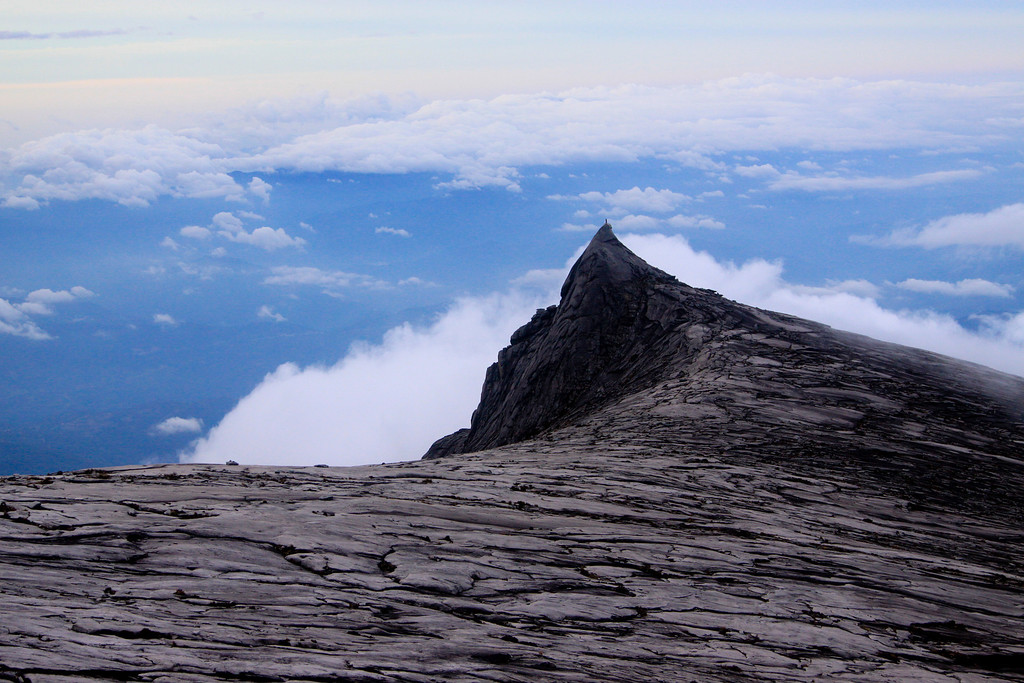Mount Kinabula