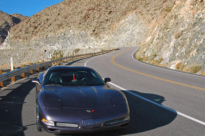 Borrego Springs Daytrip, January 2007